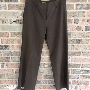 J.Jill Brown Pants Petite Dress Slacks